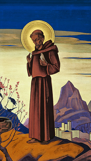 Paintings of Nicholas Roerich