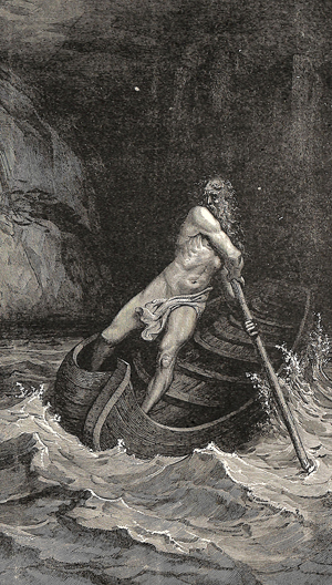 Dante's Inferno, Illustrated by Gustav Dore