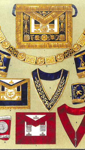 Masonic Clothing And Regalia