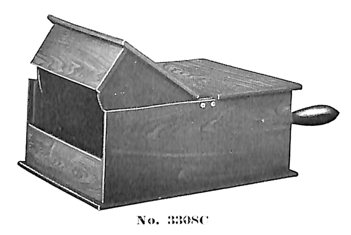 Ballot Box no. 3308C