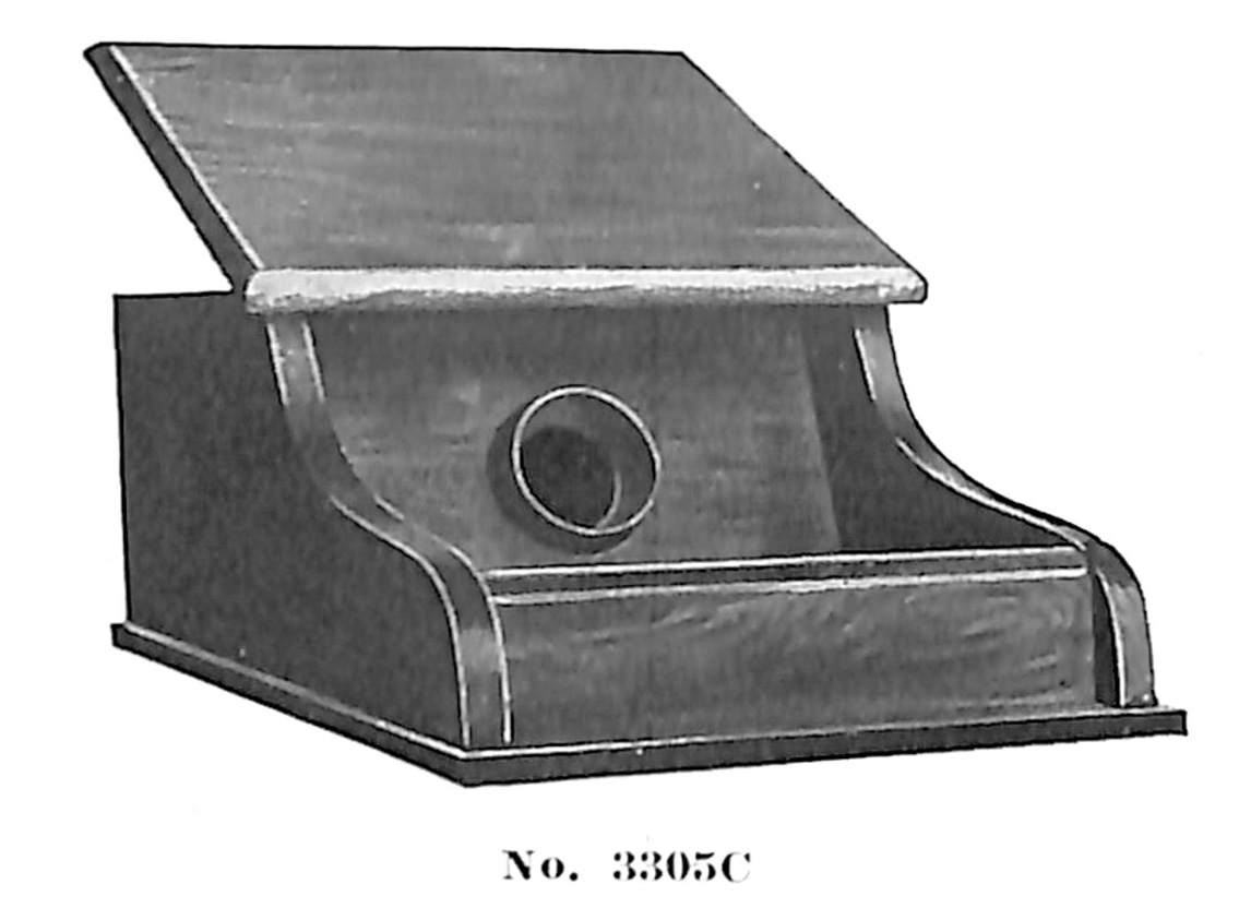 Ballot Box no. 3305C