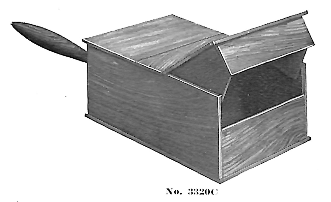 Ballot Box no. 3320C