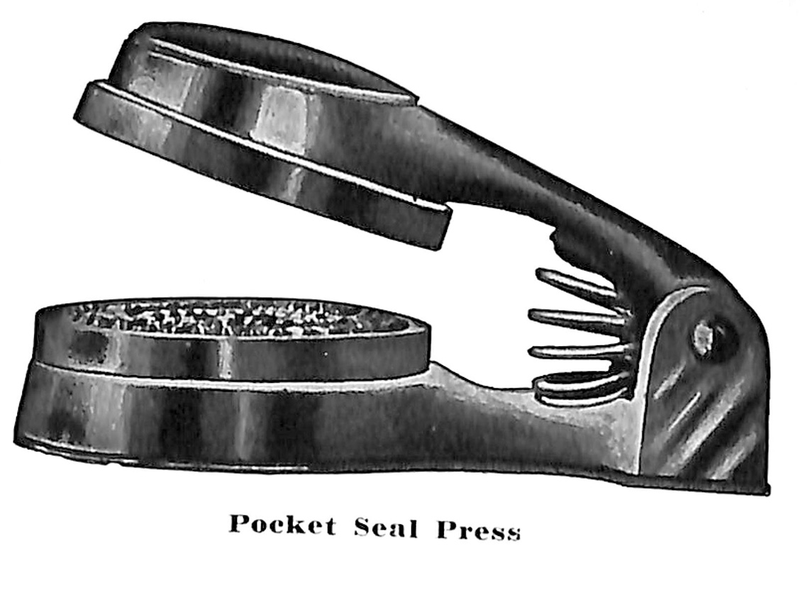 Pocket Seal Press