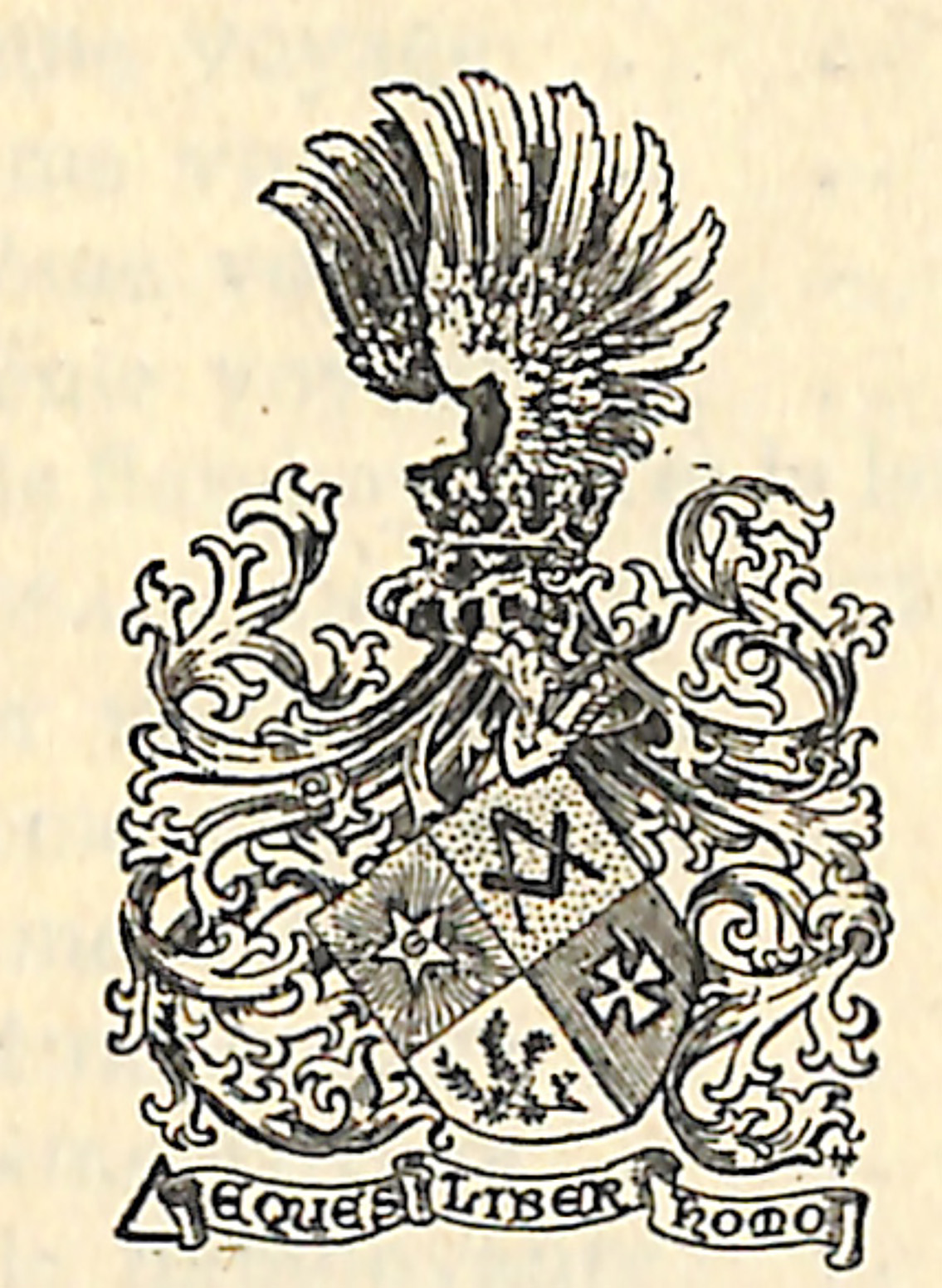 A Masonic Coat of Arms