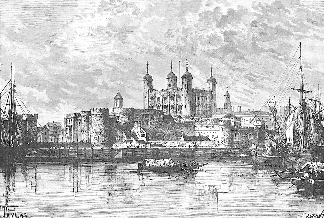 The Tower, London