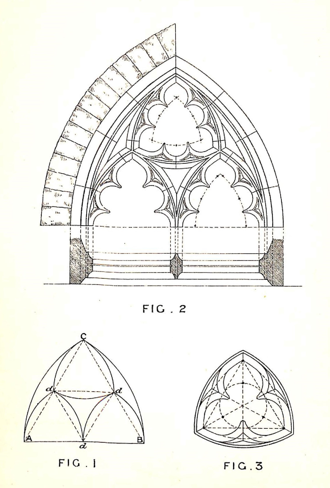 Tracery Windows