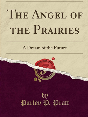 The Angel Of The Praries A Dream Of The Future